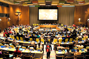 Speech: Remarks to the UN Indigenous Issues Forum
