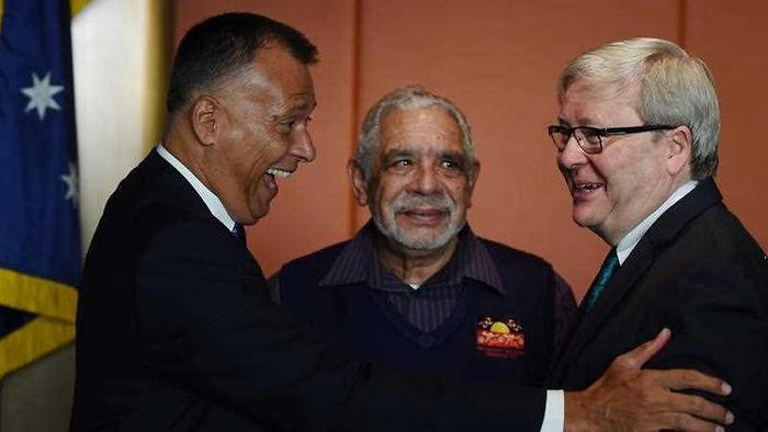 Reflections on the Apology: Kevin Rudd in conversation with Stan Grant